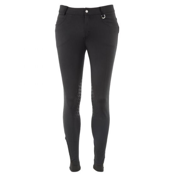 BR Riding Breeches Menzo patchs en silicone pour hommes