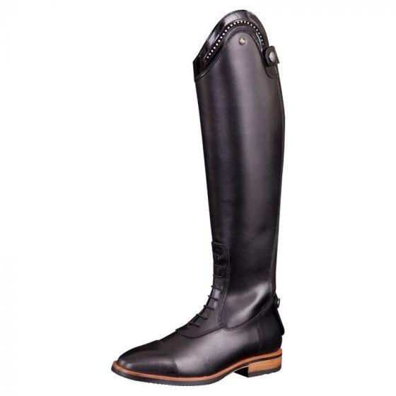 BR Sangles pour bottes d'équitation Venetia long manche