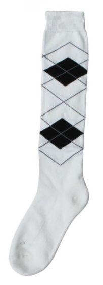 Hofman Chaussettes RE 39/42 White/Black