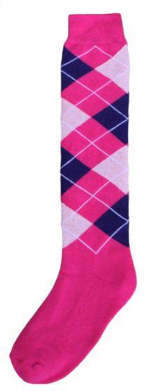 Hofman Chaussettes RE 35/38 Pink