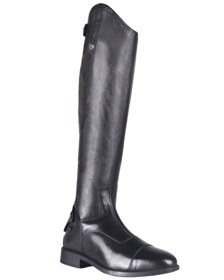QHP Sangles pour bottes d'équitation Birgit Adulte extra large