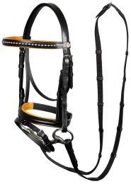 Harry's Horse Bridle STOUT! Noisette