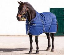 Couverture d'écurie épaisse Horseware Rambo Cosy 400 g