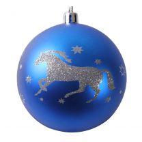 QHP Babioles de Noël avec cheval