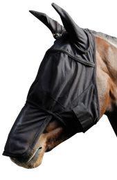 Harry's Horse Masque anti-mouches avec oreilles et naseaux