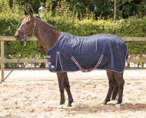 Harry's Horse Summersheet Cool&Dry honeycomb navy