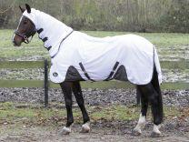 Harry's Horse Chemise anti-mouches avec couvre-cou et lycra