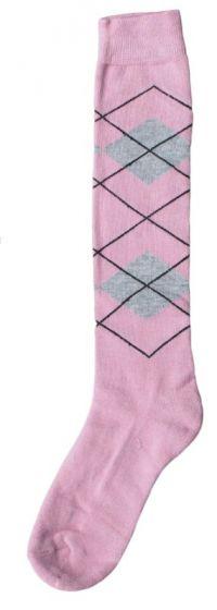 Hofman Chaussettes RE 35/38 Pink/Silver