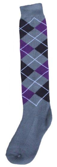 Hofman Chaussettes RE 39/42 Purple/Silver