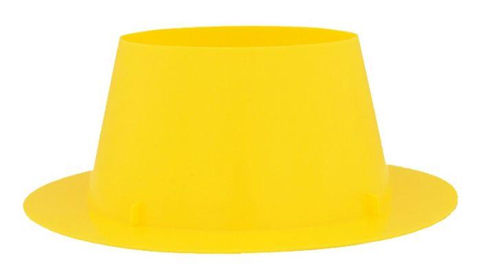 Hofman Formation / délimitation cône jaune
