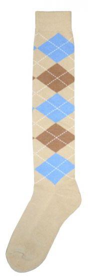 Hofman Chaussettes RE 43/46 Blue/Brown