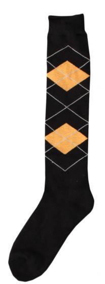 Hofman Chaussettes RE 35/38 Black/Orange