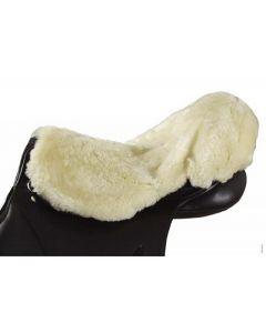 PFIFF Couvre-siège en mouton véritable