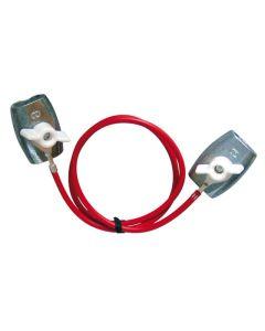 PFIFF Câble de raccordement électrique, galvanisé