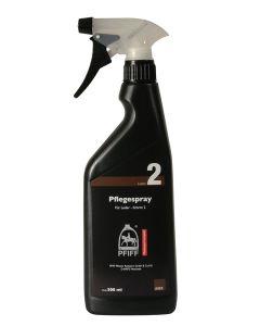 Spray nourissant pour cuirs