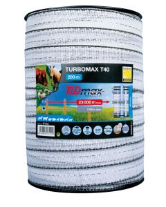 Ruban large TURBOMAX T40'