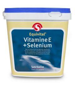 Sectolin Equivital Vitamine E + Sélénium 3 kg