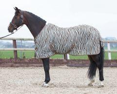 Harry's Horse Chemise anit-mouches, zebra plume