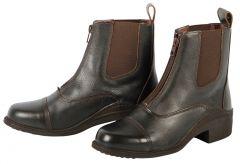 Harry's Horse Boots Jodhpur cuir Zipper