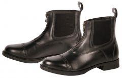 Harry's Horse Boots jodhpur cuir Hickstead zipper