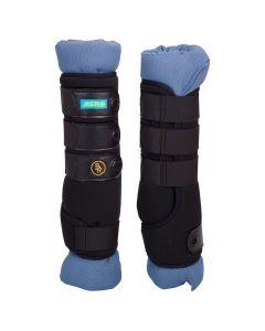 BR Sangles de botte d'équitation stables AER + pattes arrière