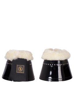 BR springschoenen Glamour Lacquer Peau de mouton