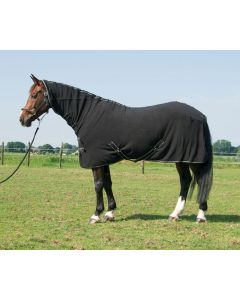 Harry's Horse Tapis polaire Deluxe avec cou