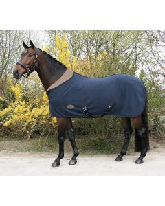 Harry's Horse Tapis polaire Teddy 1/2 cou