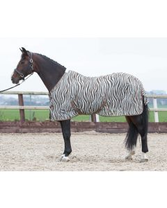 Harry's Horse Chemise anit-mouches, zebra plume