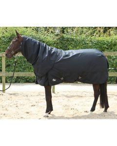 Harry's Horse Couverture d'extérieur Thor 400gr avec cou