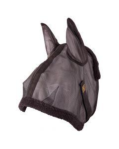 BR Masque Anti-Mouches avec oreilles, polaire Tetoen