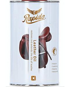 Huile de Cuir Sectolin Marron - Rapide NEUF 750 ml