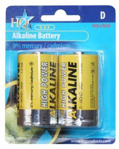 Hofman Battery set Alcaline taille: D PestGarden