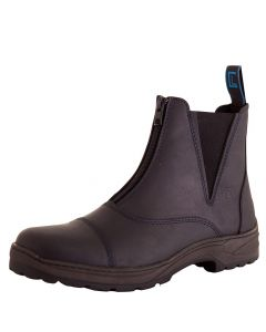 Chaussure stable BR Comfort Line Durley avec fermeture à glissière