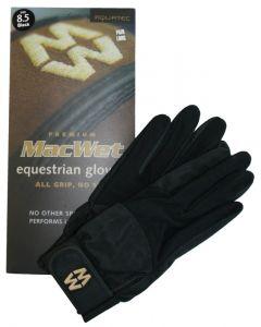Hofman Gants d'équitation Micro Mesh 9 White
