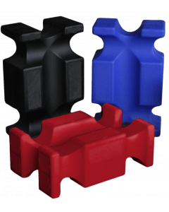Hofman Bloc d'obstacles Plastique NOIR