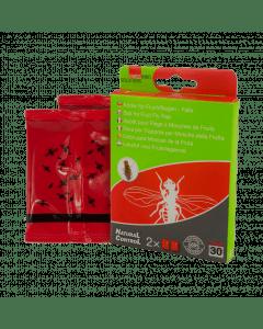 Hofman Attrayant pour piège à mouches à fruits en vrac (paquet de 2)