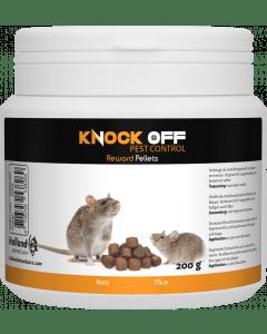 Knock Off Reward Pellets pour souris et rats