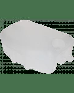 Hofman Boîte d'alimentation Atlantis rat Transparent avec clé