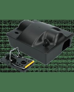 Hofman Boîte d'alimentation Rat Dual Bait incL Rat clamp