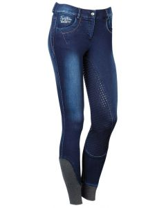 Harry's Horse Pantalon d'équitation Denim Greyton Full Grip