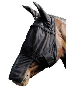 Harry's Horse Masque anti-mouches avec oreilles et nez