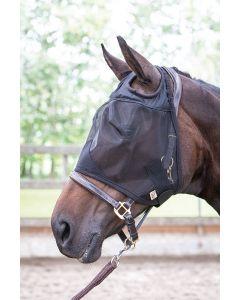 Harry's Horse Masque anti-mouches Flyshield sans oreilles