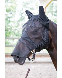 Harry's Horse Masque anti-mouches Flyshield avec embout nasal