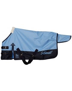 Harry's Horse Couverture d'extérieur 0gr STOUT! Bleu
