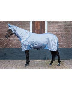 Harry's Horse Flysheet mesh réfléchissant avec col lâche