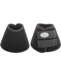 Harry's Horse Bell sangles pour bottes d'équitation brosse néoprène noir
