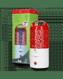 Hofman Destructeur d'insectes 4W LED Rechargeable Extérieur & Intérieur