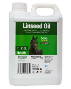 NAF l'huile de lin