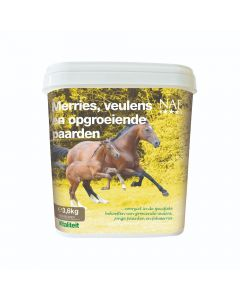 NAF Juments, poulains et chevaux en croissance